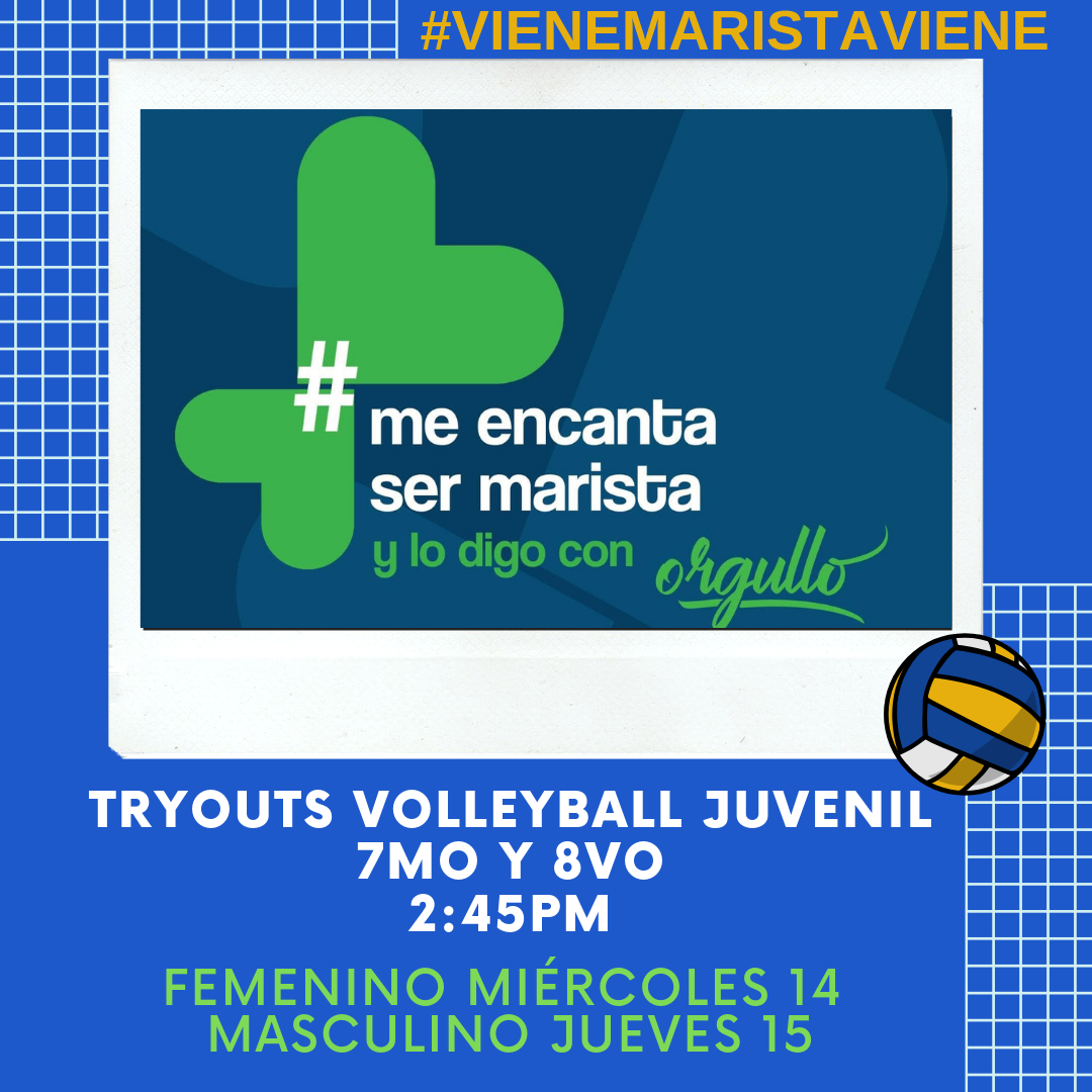 TRYOUTS VOLLEYBALL JUVENIL